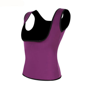Vest Waist Trainer -Sweat Body Shaper