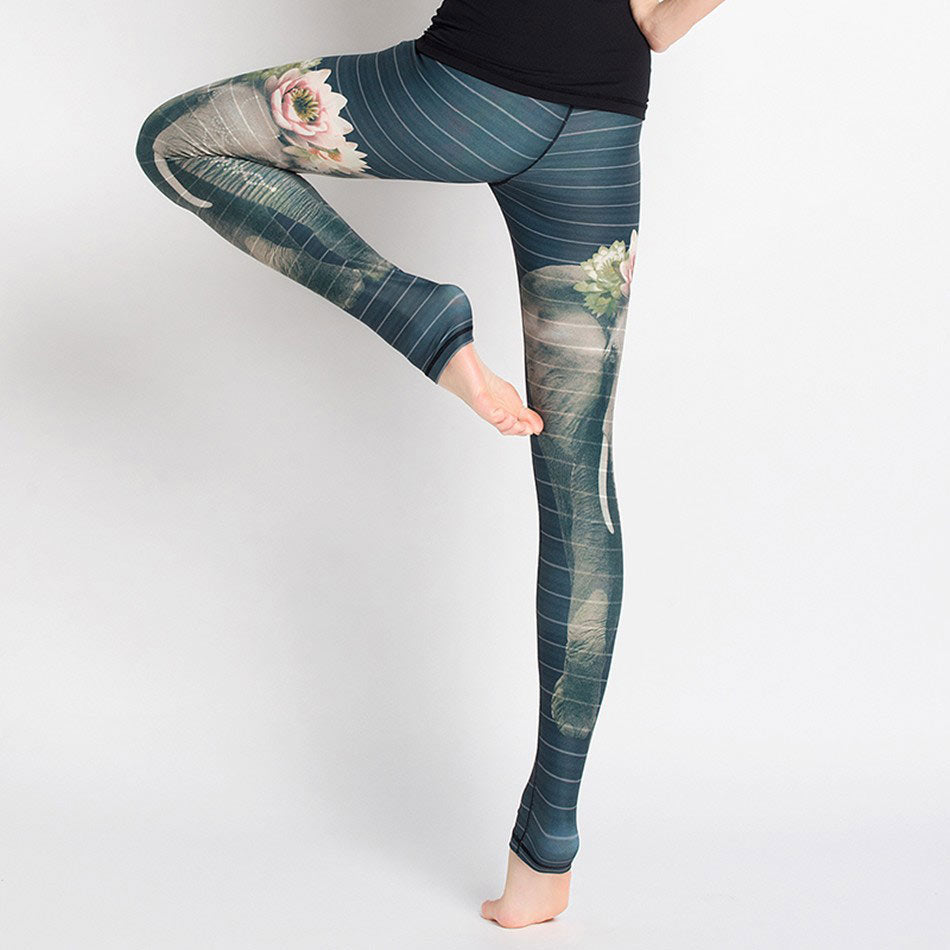 New Elephant Hot Yoga pant workout leggings