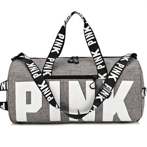 Be sure you order this attractive gym bag before its sold out