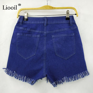 Trendy Women's Denim Shorts