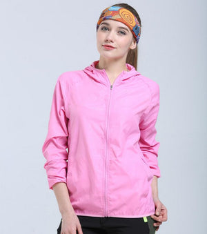 Women's or Men's Jersey Cycling - Fleece Thin Jacket