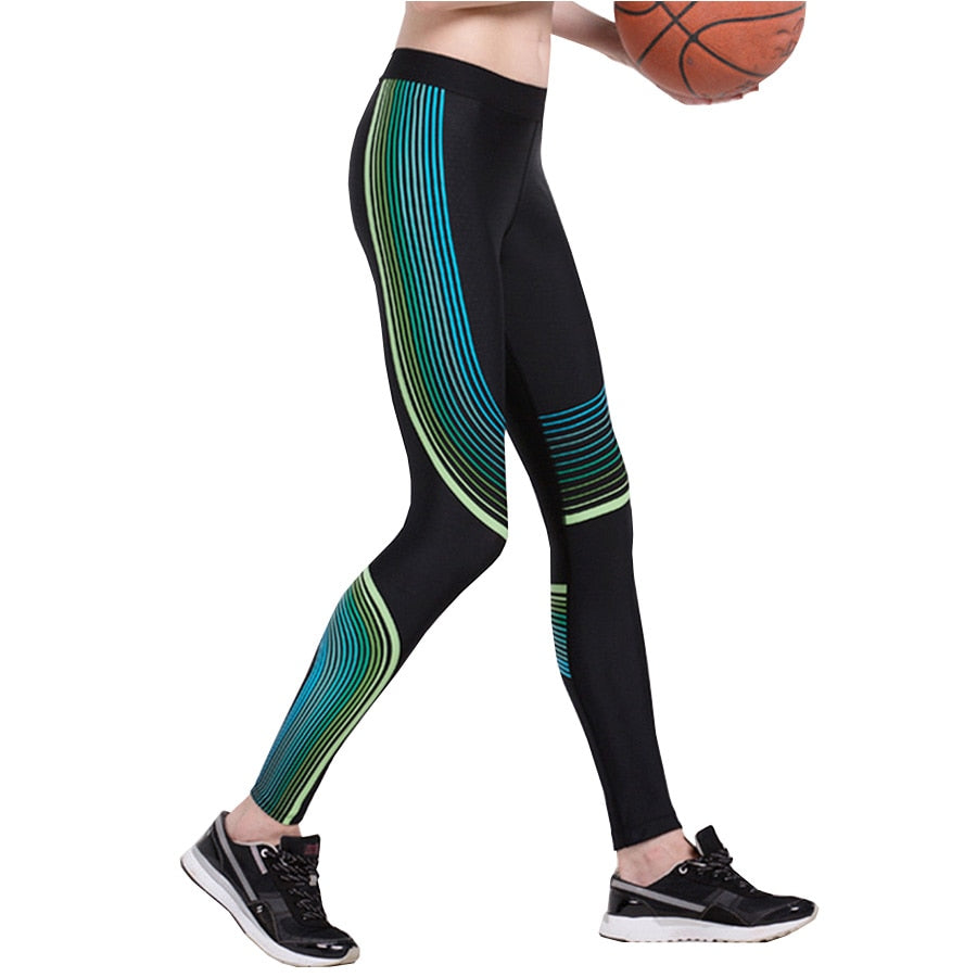 New Compression Leggings - Great Athletic Design