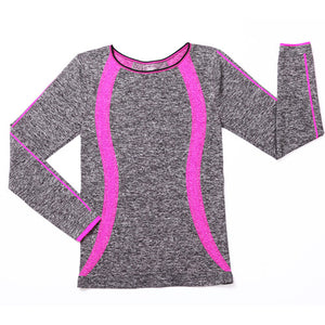 Yoga Tops - Gym Compression