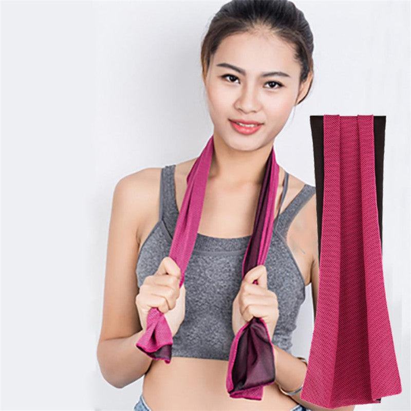 Fitness Dry Cooling Sports Towel
