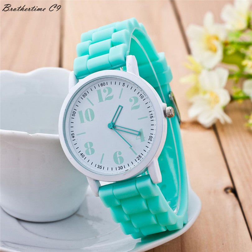 Hot Sale 6 Colors Women Casual Lady or Girl Watches