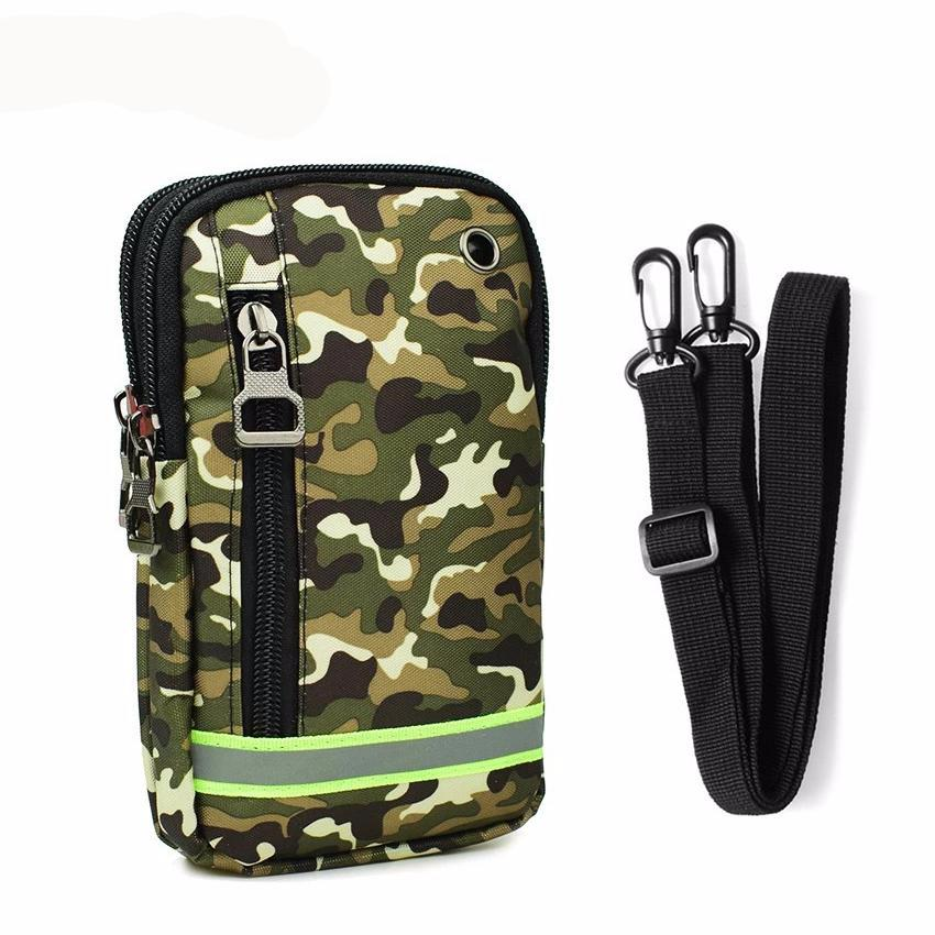 Universal Camouflage Package Multifunctional Cell Phone Bag