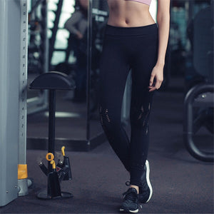 Classical Compression Seamless High Waist Leggings