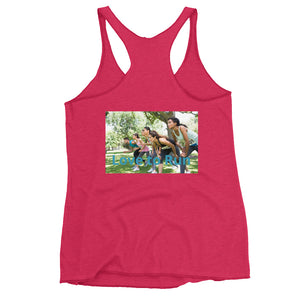Love to Run-Women's Racerback Tank