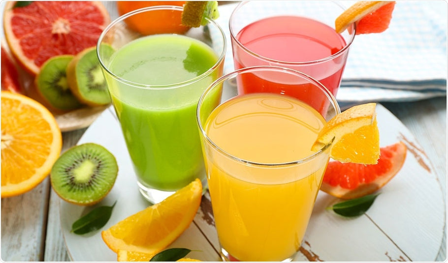 New Research = 100% fruit juice has no affect on blood sugar levels