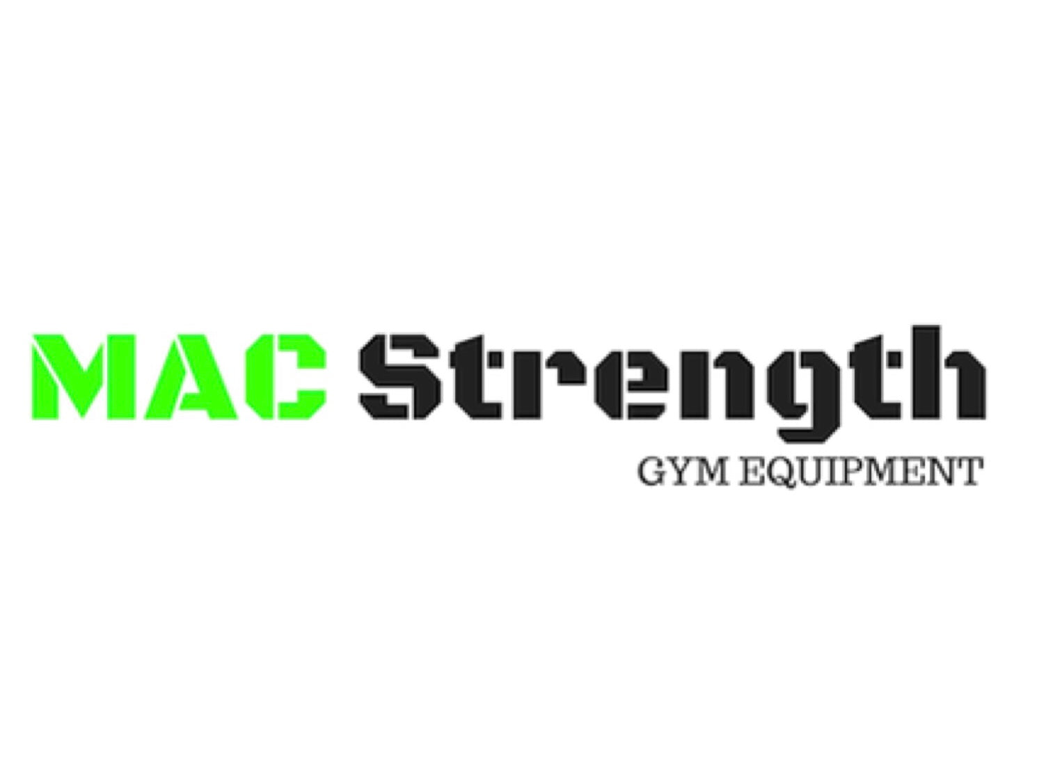 Mac Strength gym equipment