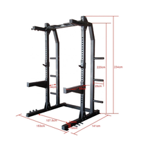 The beast Half rack (Free delivery)