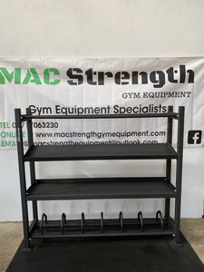Multi use storage rack (Free Delivery)