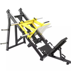 Commercial leg press (All black colour)  (Please contact to check for incoming stock)
