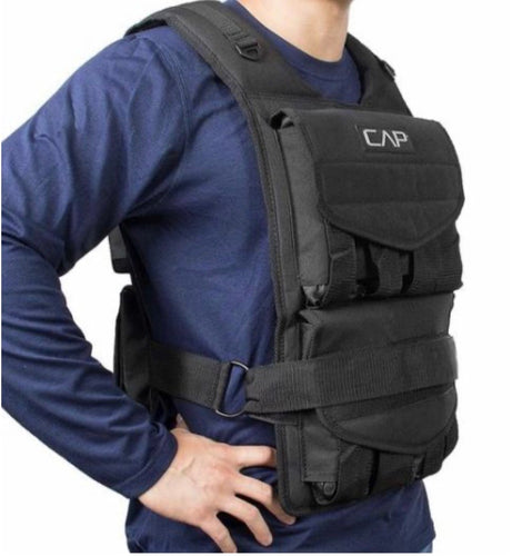 Weighted vest 20kg (free delivery)