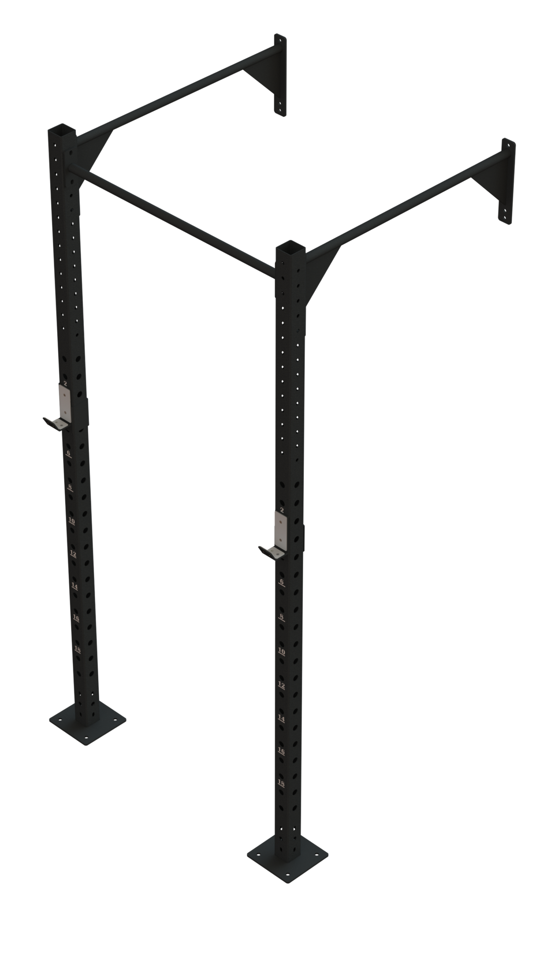 Wall mounted rig,black in colour as pictured (range of colours now available) IN STOCK NOW
