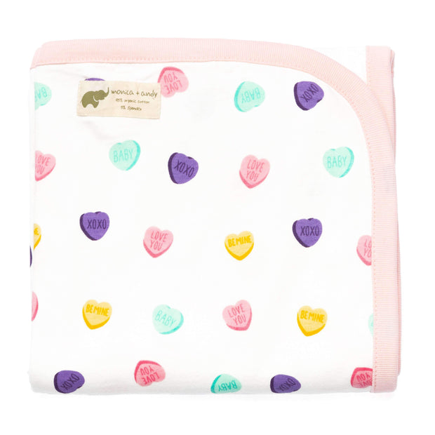 Monica + Andy:The Pink Mini Modern Layette Cuddle Box,Modern Layette