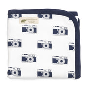 NYC Exclusive - The Blue Motherlode Modern Layette Cuddle Box
