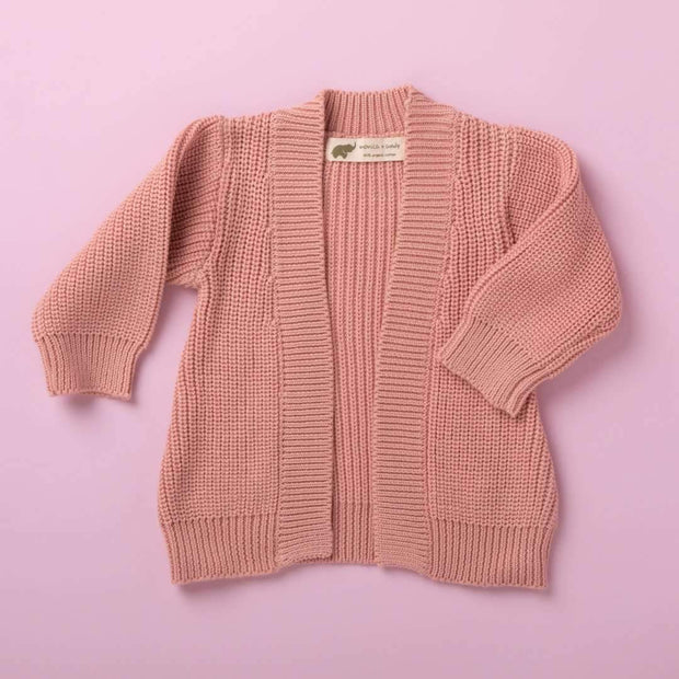 Mini Mom Cardigan
