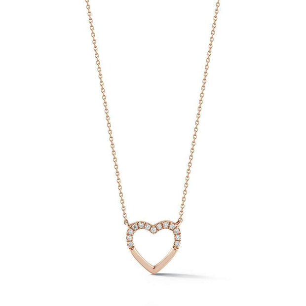 Dana Rebecca Designs x Monica + Andy All Heart Necklace