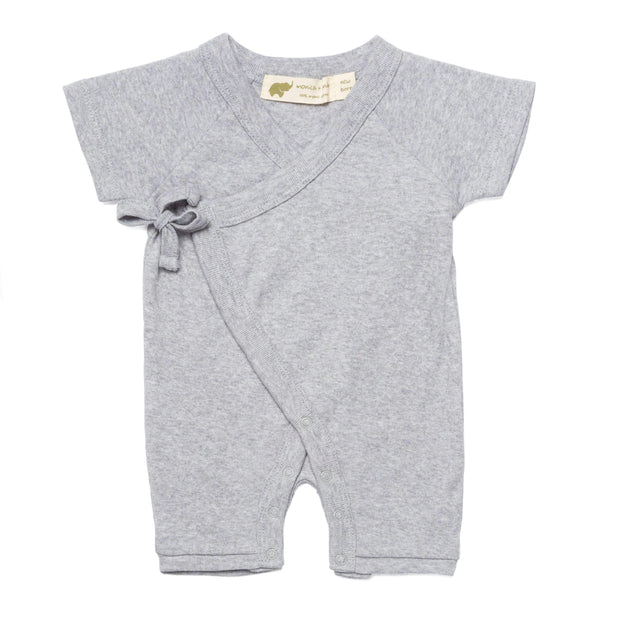 NYC Exclusive - The Grey Mini Modern Layette Cuddle Box