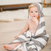 Organic Hooded Towel