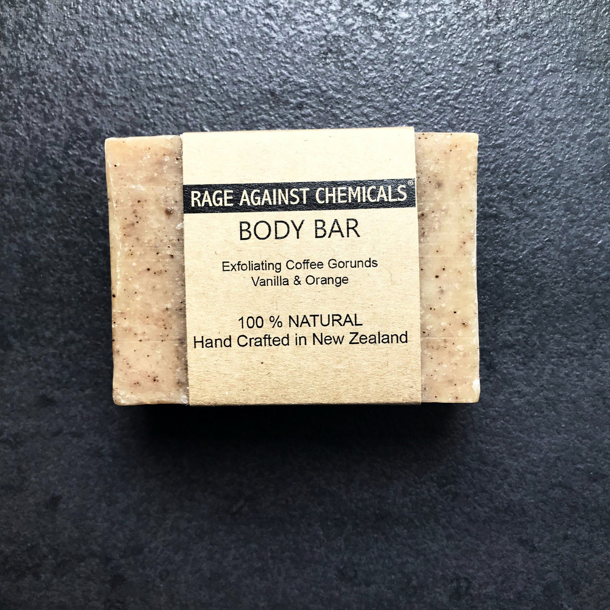 Body Bar - Natural Soap