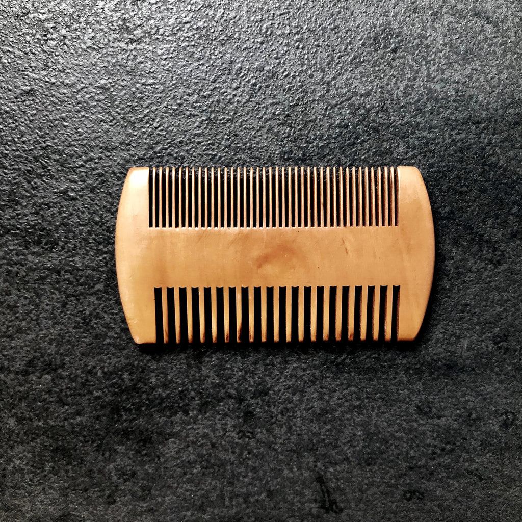 Beard Comb - Sandalwood