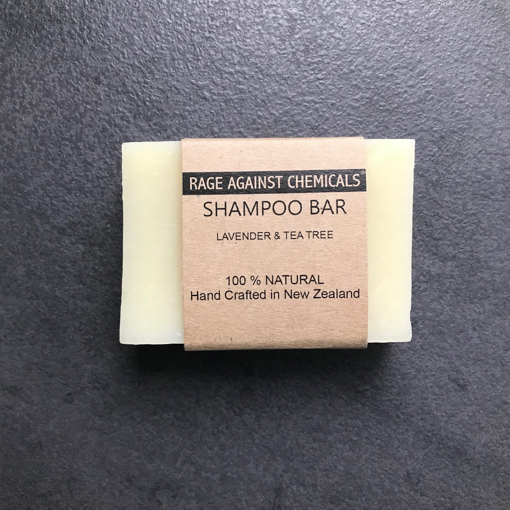 Shampoo Bar - Lavender & Tea Tree - 100g
