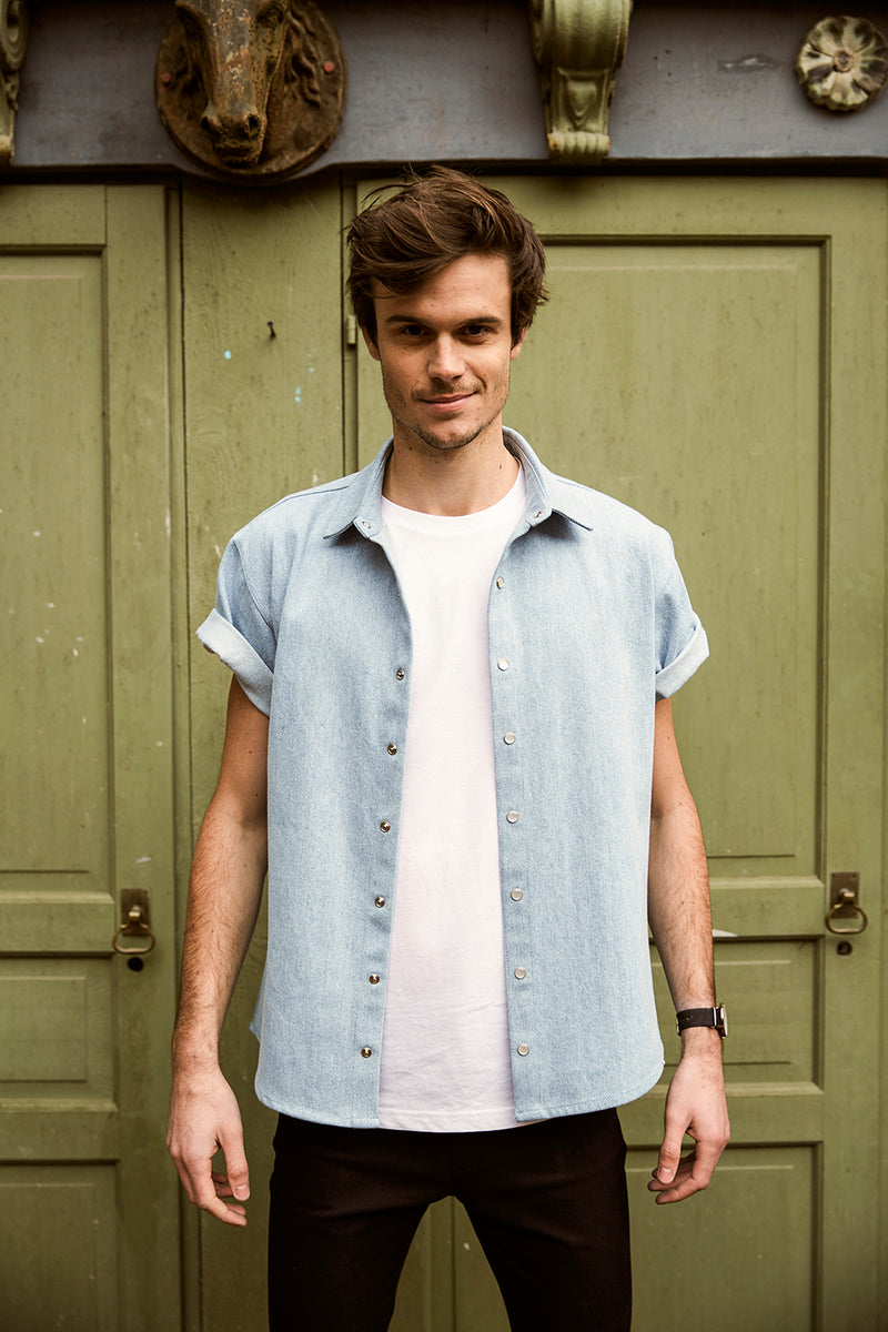 Chemise Citizen - Denim