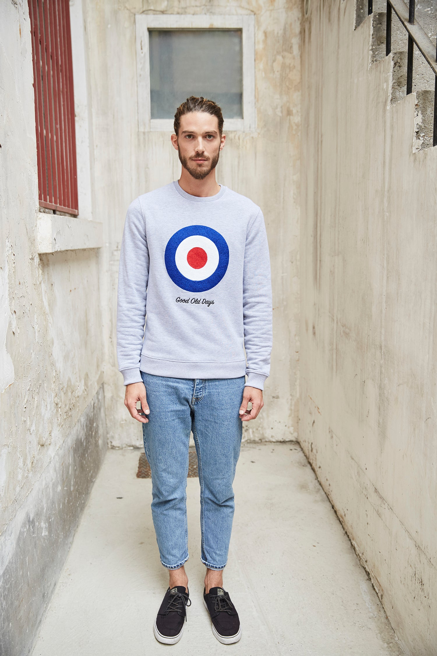 Sweat Cocarde - Homme