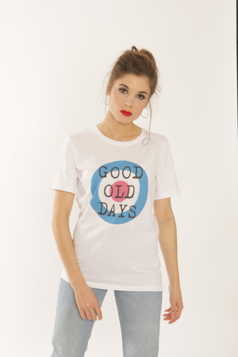 T-shirt Cocarde Femme Good Old Days