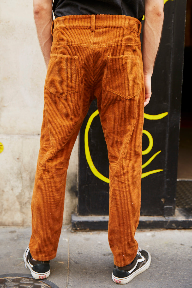 Pantalon Atlanta Velours - Homme