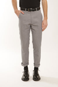 Pantalon Dogtooth Check