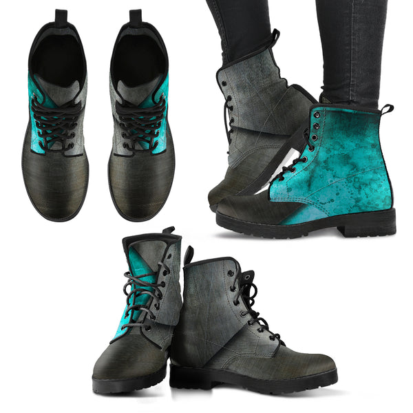 Grunge P9 - Leather Boots for Women