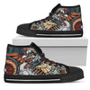 Street Art MB281869 - Men's High Top Shoes (Black)