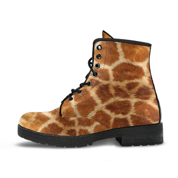 Giraffe - Vegan Leather Boots