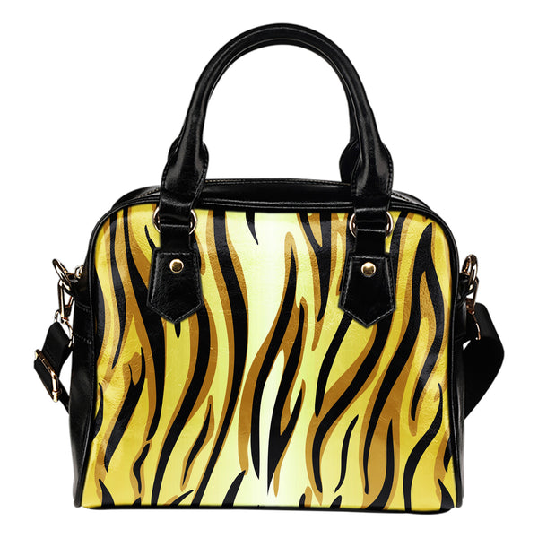 Lion Print Pop Art - Boston Handbag