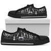 Weekend Camping (Black) - Men's Low Top Shoes
