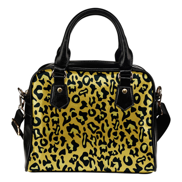 Cheetah Print Pop Art - Boston Handbag