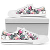 Funky Patterns (Candy) - Low Top Canvas Shoes