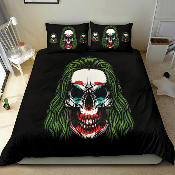 Joker Skull - Bedding Set