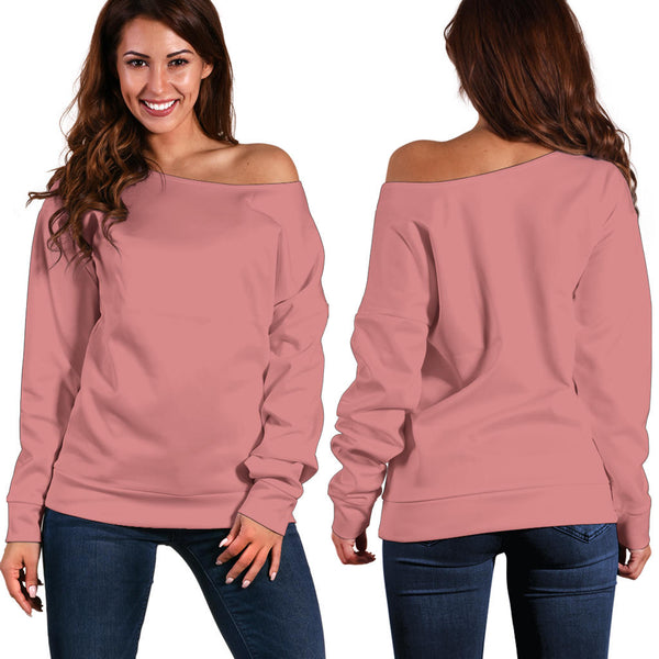 Persistence Powerlips - Women's Off Shoulder Sweater