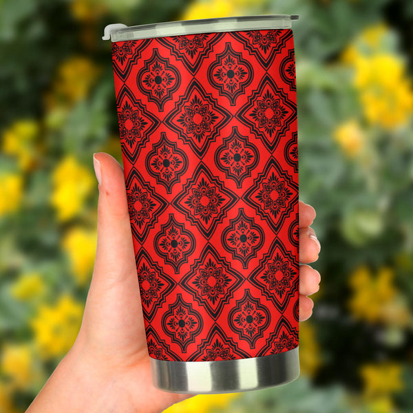 Persian Title (Fiesta) - Travel Tumbler