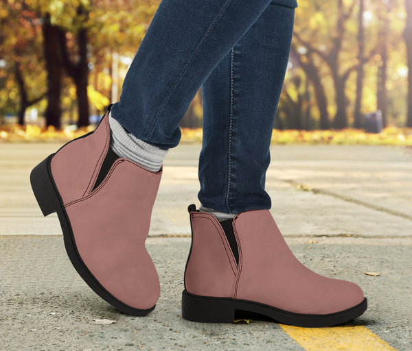 Confidence Powerlips - Suede Boots