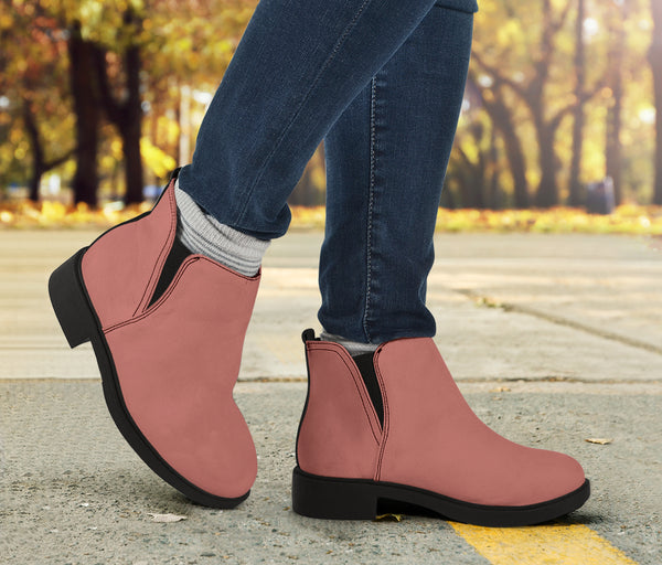 Promotion Powerlips - Suede Boots