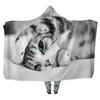 Simply Cat Lovers - Hooded Blankets