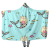 Mercaticorn - Hooded Blankets