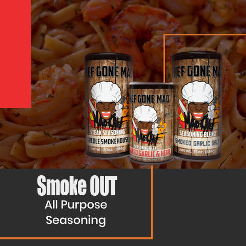 Smoke Out Bundle | Chef Gone Mad