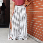 Keeping It Classy - Striped Pant