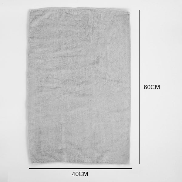 60X40cm Microfiber Big Kitchen Towel Cleaning Cloth Absorbent Washing - Browser-buy.com